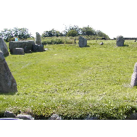 Easter Aquhorthiess Stone Circle