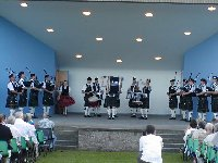 Jersey Caledonian Pipe Band